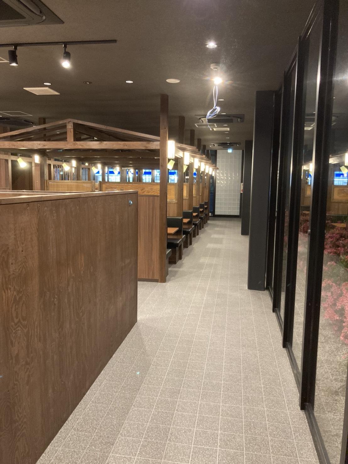 京都八幡市のT商店 竣工